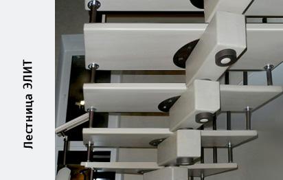 Модульная лестница Элит